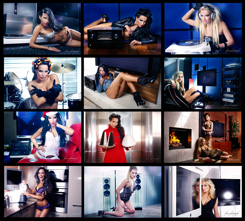 commercial photography portfolio by Freire Photography