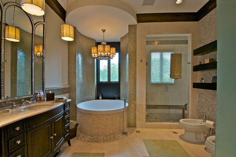 Luxury Bathroom in Miami, Florida