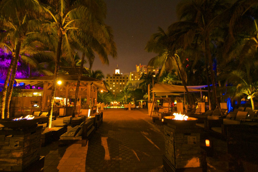 Full Moon Party in National Hotel