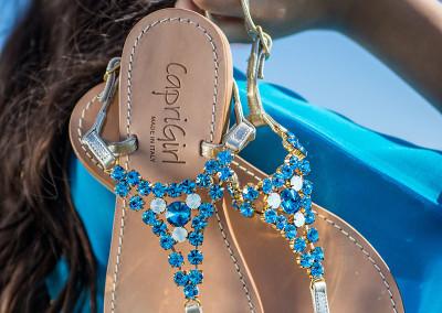 Capri Girl Sandals
