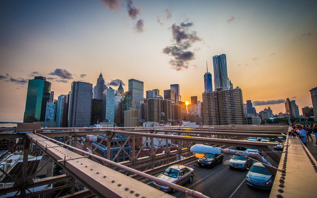Summer in Manhattan NY