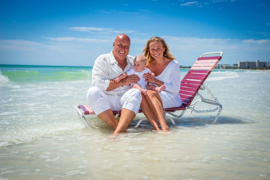Sarasota Family Beach Photography