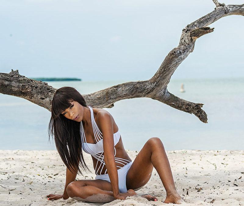 Miami portfolio photoshoot for Wendy
